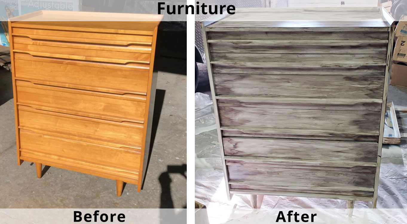 Furniture Painting, Refinishing, Antiquing, and Distressing in Green Bay, WI